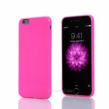 New Apple iPhone 6S 6 Silicone Case Soft Gel Cover Jelly Bumper Rubber Skin 4.7