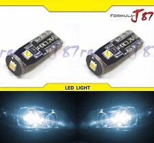 LED 2835 Light 168 White 6000K Two Bulbs Side Marker Map Step Door Parking Trunk