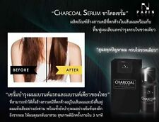 1 pcs Charcoal Serum Hair Treatment 15ml by PARIN for Dry and Damaged Hair.