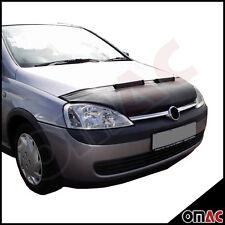 Bonnet Bra für Opel Corsa C 2000-2006 Steinschlagschutzmaske Haubenbra Tuning