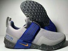 Nike Men's Metcon Sport Training Shoes AQ7489 002 Grey/Blue sz 10