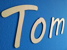 Buchstaben mit 3D Effekt (XL) ca. 29 cm groß - Wanddeko