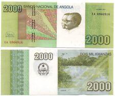 Angola - 2000 Kwanzas 2012 ( 2017 ) UNC Lemberg-Zp