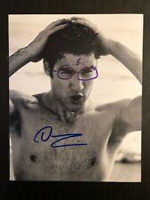 DARREN CRISS - SIGNED AUTOGRAPH 8X10 PHOTO- SHIRTLESS GLEE STUD, GIANNI VERSACE