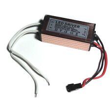 10W Watt High Power LED Driver AC90V-265V 50-60HZ Waterproof - UK seller