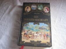 Livre Les Rougon-Macquart E. Zola ed Cremille 1991