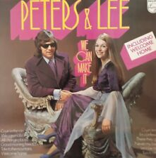 Peters And Lee-We Can Make It Vinyl LP.1973 Philips 6308 165.Welcome Home+
