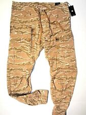 G Star RAW men's jogger pants size 34x30 camouflage