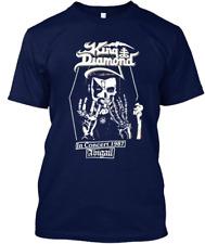 Vintage King Diamond In Concert 1987 Abigail T-shirt Reprint Men S- 234XL P1337