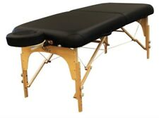 The Nrg® Vedalux portable massage table