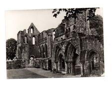 Scotland - Dundrennan Abbey, Church and Chapter House - Vintage Postcard