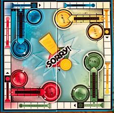 Vintage 2003 Hasbro Sorry Board Game Replacement Board