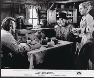 Jean Seberg Clint Eastwood Lee Marvin Paint Your Wagon 1969 movie photo 35383
