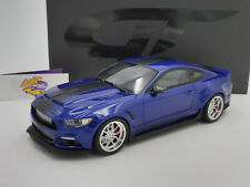 "GT Spirit GT238 # Ford Shelby GT-350 Widebody Baujahr 2017 "" blaumetallic "" 1:18"