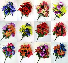 Markenlose Deko-Blumen & künstliche Pflanzen aus Gewebe