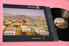 PINK FLOYD LP A MOMENTARY .. ORIG ITALY 1987 EX GATEFOLD + INNER