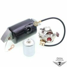 SET Zündspule Unterbrecher Zündkontakt Kondensator für Bosch Zündung NEU *