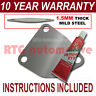 VOLVO V40 MITSUBISHI CARISMA DIESEL EGR BLANK PLATE 1.5MM THICK STEEL NZ SEALANT