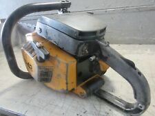 "VINTAGE COLLECTIBLE PIONEER P42 CHAINSAW WITH 22"" BAR"