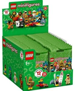 LEGO® Minifigures 71029 Series 21 - Complete Box of 36
