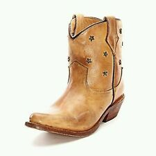 """Low 3/4"""" to 1 1/2"""" Women's Cowboy, Western Boots"""