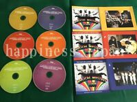 The Beatles MAGICAL MYSTERY TOUR RECORDING SESSIONS CHRONOLOGY 6 CDs Japan F/S