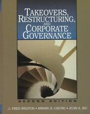 Takeovers, Restructuring and Corporate Governance (2nd Edition), Chung, Kwang S.