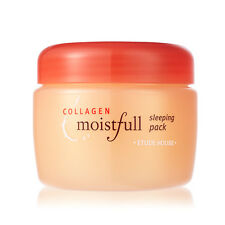 Etude House Moistfull Collagen Sleeping Pack 100ml Night Treatment Firminging