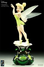 ELECTRIC TIKI SIDESHOW & DISNEY TINKER BELL ANIMATED STATUE MAQUETTE PETER PAN