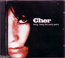 Cher Bang Bang the Early Years CD Classic 60s Rock Greatest Hits Its Not Unusual