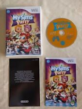 MY SIMS PARTY pour Nintendo Wii