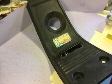 Reliant interior Rialto black +Robin center console N22218 NOS +ashtray nos