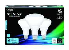 FEIT Enhance 72 watts BR30 LED Bulb 650 lumens Daylight Floodlight 65 Watt
