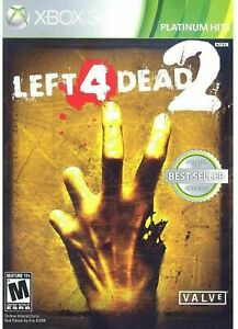 Left 4 Dead 2 Xbox 360 Xbox One Zombies Survival - Brand New - Free Shipping!