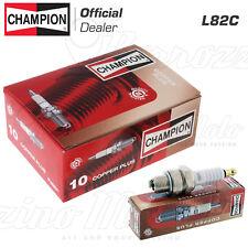 KIT 10 CANDELE PASSO CORTO ORIGINALE CHAMPION L82C VESPA 50 SPECIAL  L R N