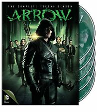 New Sealed Arrow - The Complete Second Season DVD 2