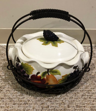Celebrating Home Oven Pot Bean Pot With Carry Stand