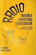 Radio Troubleshooting Guidebook (1954) - Vintage Service Info - CD