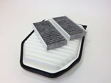 FA5819 FC16177C(CARBON) Engine & Cabin Air filter FOR 2012-2017 JEEP WRANGLER..