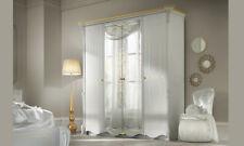 Kleiderschrank Schlafzimmerschrank Spiegeltüren Klassische Italienische Möbel