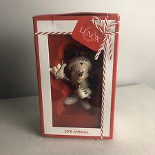 Lenox Disney 2018 Merry & Bright Mickey Ornament