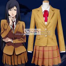 Prison School Mari Kurihara Clothing Cos Cloth Uniform Cosplay Costume