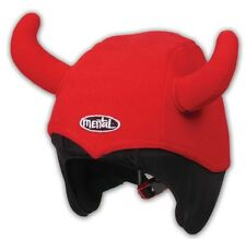 Überzug Teufel Cover für Skihelm Helm Helmet Helmüberzug Überzug Devil Hörner