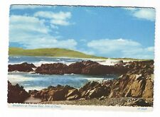 Old Postcard (196?) - Breakers at Travee Bay, Isle of Tiree - Posted M232