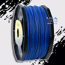 BLUE 18 Gauge AWG 100% OFC Copper 500ft. Stranded Primary Remote Wire Cable USA