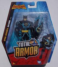 BATMAN: THE BRAVE AND THE BOLD. SHOCK-SUIT BATMAN. TOTAL ARMOR SERIES. NOC.