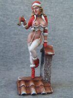 tin toy soldiers  painted Pegaso Girl 80mm Ingrid
