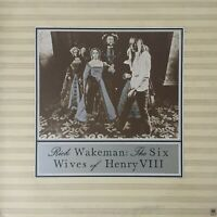 RICK WAKEMAN The Six Wives Of Henry VIII 1973 (Vinyl LP)