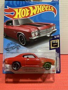 Hot Wheels Fast And Furious 70 Chevelle Ss NEW 2020