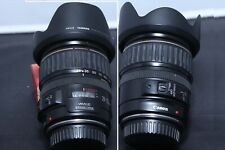 Canon EF 28 mm -135 mm f/3.5-5.6 IS USM - With Shade EF Mount
